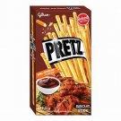 3 x 23  Grams Of Pretz Biscuit Sticks BBQ Chicken