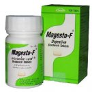 3 x 100 Tablers Of Magesto-F Digestive Sandwich Tablets Gastric Pain and Over Eating Solution