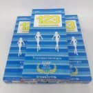 3 X 10 Capsules Of 123 Natural Herbal Laxative Made from Natural Herb Smooth and Safe
