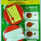 1 X  Canbic Cockroach Bait Cockroach Traps Without Damaging The Environment 4 Bearings
