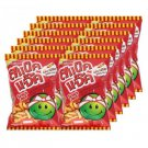 12 X 17 GRAMS OF GREEN PEA SNACK JACK BARBECUED FLAVOUR