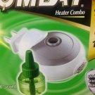 1 Of Combat Mosquito Liquid Herbal Essential Oil Scent  90 day
