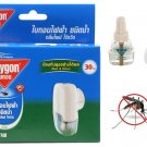 Baygon Liquid Electric Mosquito Repellent Insects Smokeless PINE Scent 30 Days