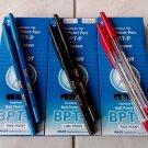 Pilot BPT-P Retractable GEL Pen Red Black and Blue