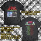 2018 LIVE ROB ZOMBIE&MARILYN MANSON THE SECOND COMING TOUR BLACK TEE W DATE CODE LMN02