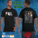 2019 LIVE FLORIDA GEORGIA LINE CAN'T SAY I AIN'T COUNTRY TOUR BLACK TEE W DATE CODE LMN01