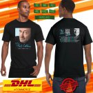 2019 LIVE PHIL COLLINS NOT DEAD YET LIVE USA BLACK TEE W DATE CODE LMN01