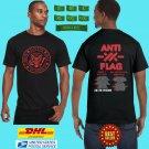 2020 LIVE ANTI FLAG 20/20 VISION TOUR BLACK TEE W DATE CODE LMN01