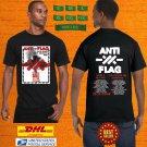 2020 LIVE ANTI FLAG 20/20 VISION TOUR BLACK TEE W DATE CODE LMN02