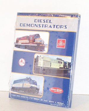 Diesel Demonstrator Book