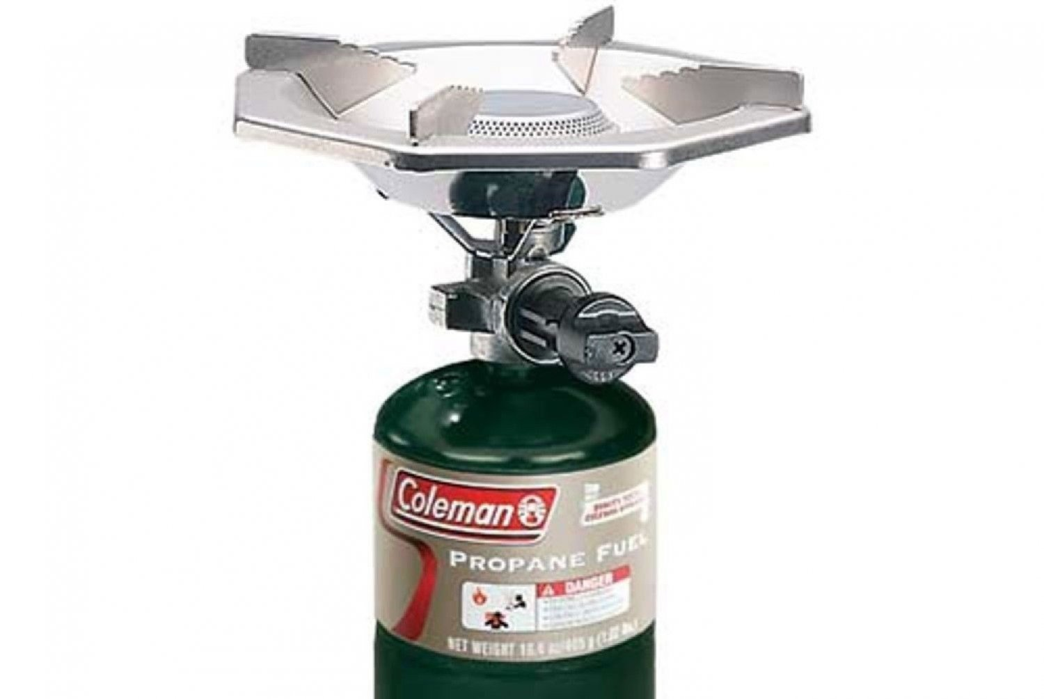 coleman propane stove instructions