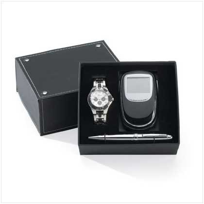 #36466 Watch Pen Calculator Set