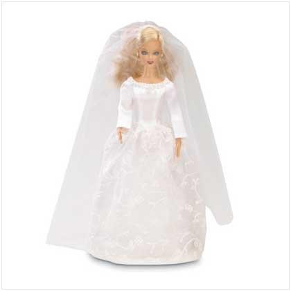 #37197 Bride Fashion Doll
