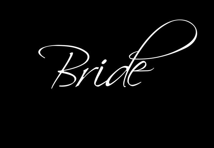 Bride - Style 4