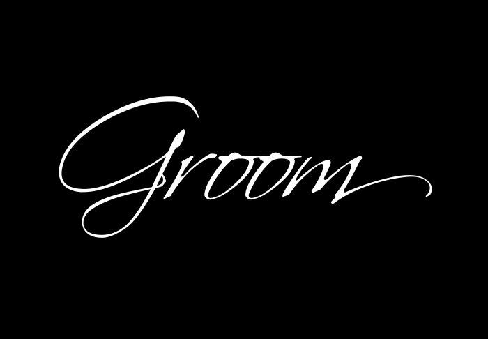 Groom  - Style 4