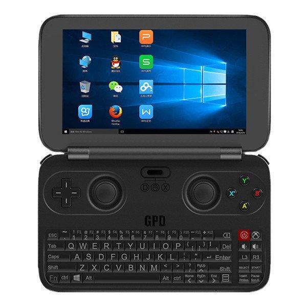 GPD WIN 64GB Intel Atom X7-8750 Quad Core 5.5 Inch Win 10 OS Tablet Game Console