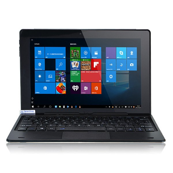 PIPO W1 Pro 64GB Intel Atom X5 Z8350 Quad Core 10.1 Inch Windows 10 Tablet