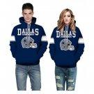 Dallas Cowboys Football Team Sport Hoodie Unisex