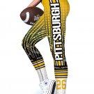 Pittsburgh Steelers Football Leggings