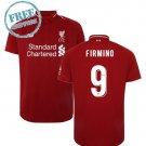 FIRMINO #9 Liverpool Jersey 2018/19 Men Home Football Soccer Shirt Red