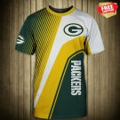 New Green Bay Packers   -Football-T-Shirt-Athletic-Team