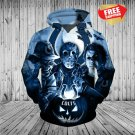 New Indianapolis Colts    Horror  Football Team Sport Hoodie (UNISEX)