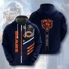 New-B  Chicago Bears   Hoodie Football Team Sport Unisex Hoodie