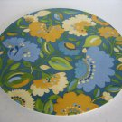 Spode Kim Parker Home Chicory Hymn Cake Plate 11 1/2 in. Round 783931373039 New
