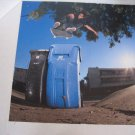 Vans Skateboarder Jumping Trash Cans Plastic Store Display 19x19 in.Sq. PreOwned