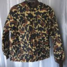 10X Men's Hunting Camouflage Insulated Jacket Sz M Pre-Owned X36189CBJ Made USA