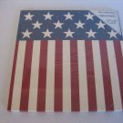 Decorative Americana Flag Mix&Match Square Wall Hanging Print Picture 11x11 NWWT