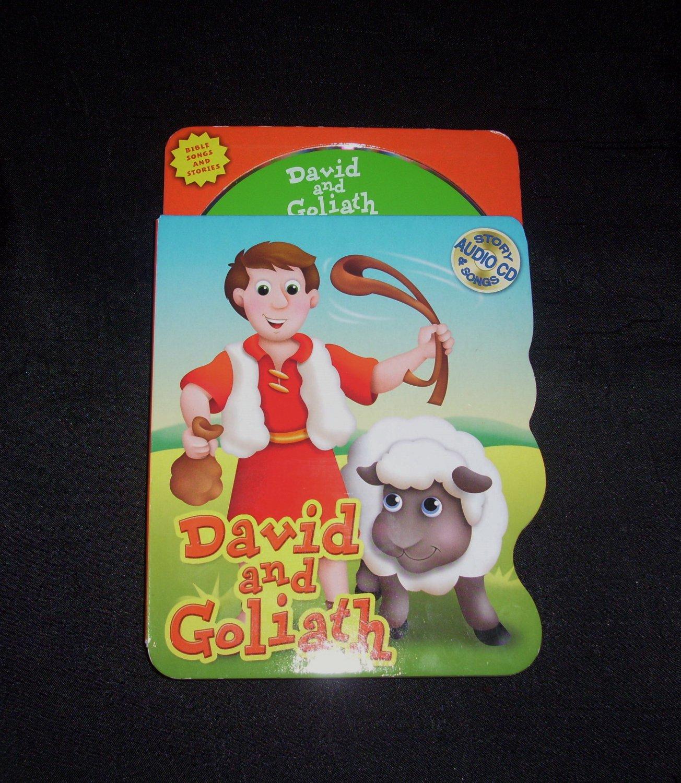 David and Goliath Children's Book