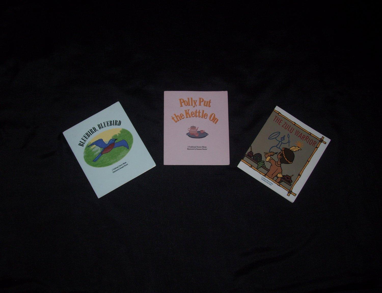 Bluebird Bluebird Children's Book
