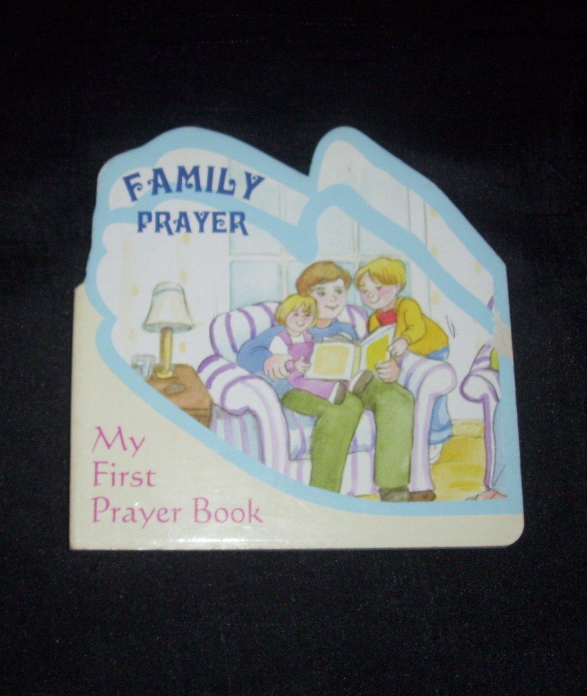 Family Prayer My first Prayer Book