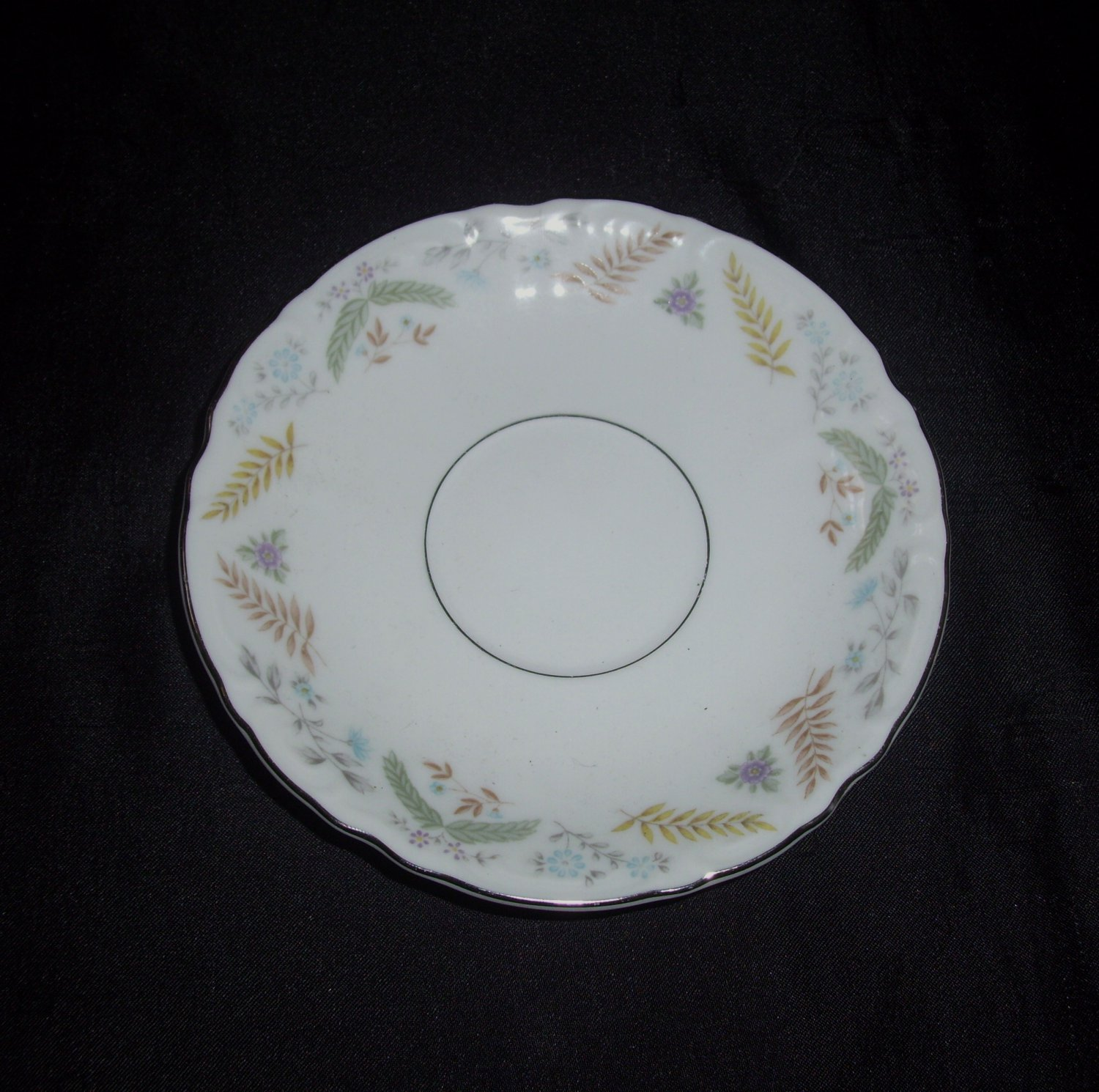 Fine China of Japan Joanne Saucer and Cup Set