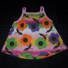 Wonder Kids Pink Flower Short Set- Size 18 months