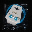 Icay Blue Heart Earrings & Bracelet Set