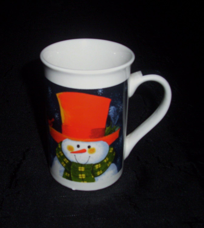 Christmas Snowman Christmas Mug