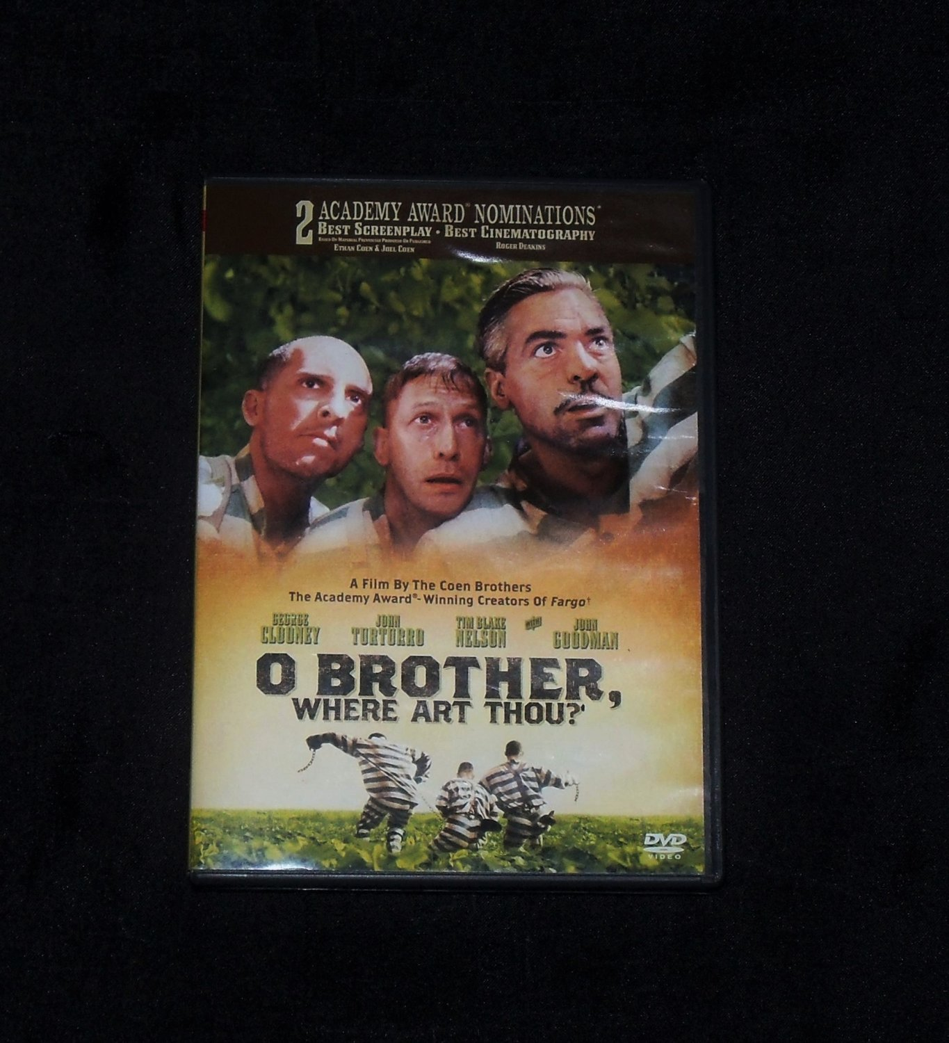 O Brother, Where Art Thou DVD