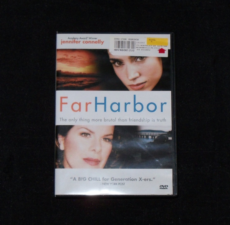 Far Harbor DVD