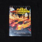 The Fast and the Furious Tokyodrift DVD