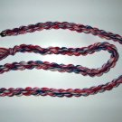 Patriotic Leadrope  8ft
