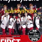 Japan Hey! Say! JUMP Johnny's official FIRST photo book + message DVD (2009)