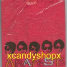 Japan ARASHI 2013 national stadium KOKURITSU concert ARAFES official t-shirt