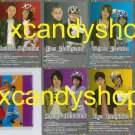 KANJANI8 2007 Nationwide 47 Prefecture Tour Japan card set + plastic holder