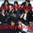 KANJANI8 Live Tour 2008 Japan official group clear file