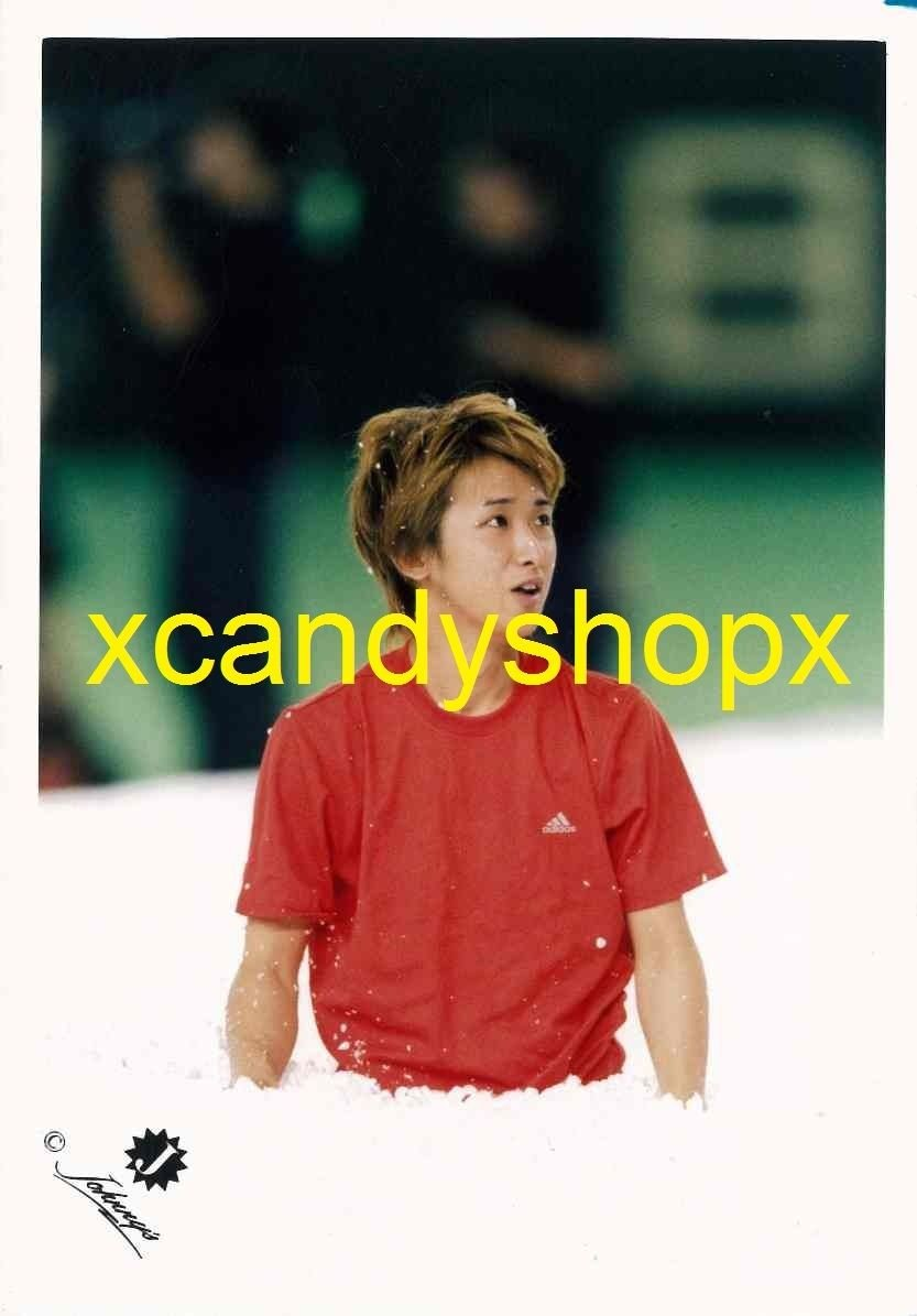 Japan Johnny's 2002 Sports Day official photo ARASHI Ohno Satoshi