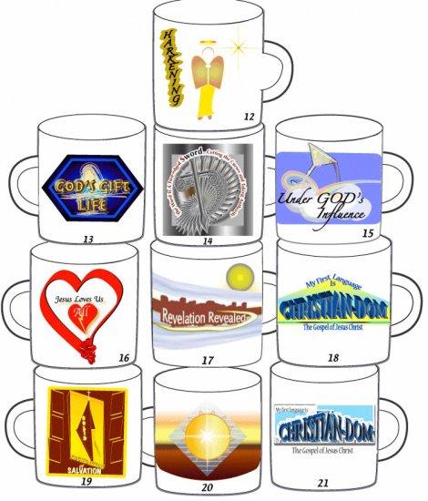 Mugs Designs