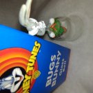 New Looney Tunes Bugs Bunny Glass Bell