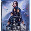 Rogue One: A Star Wars Story (Blu-ray, 2017, 2-Disc Set) Eng,Russian,Portuguese